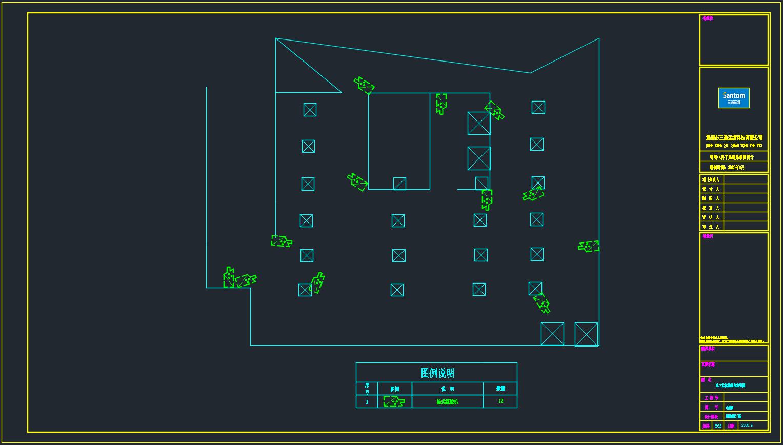 说明: 1地下室视频监控布置图.png