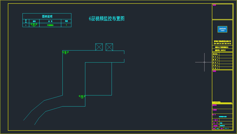 说明: 5.六层视频监控布置图.png